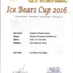 Ice Bear Cup 2016 Dakota